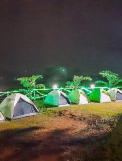 Camp-B Pawna lake camping-thrillcampers Couple friendly