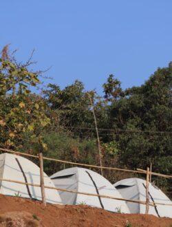 pawna lake camping camp photos