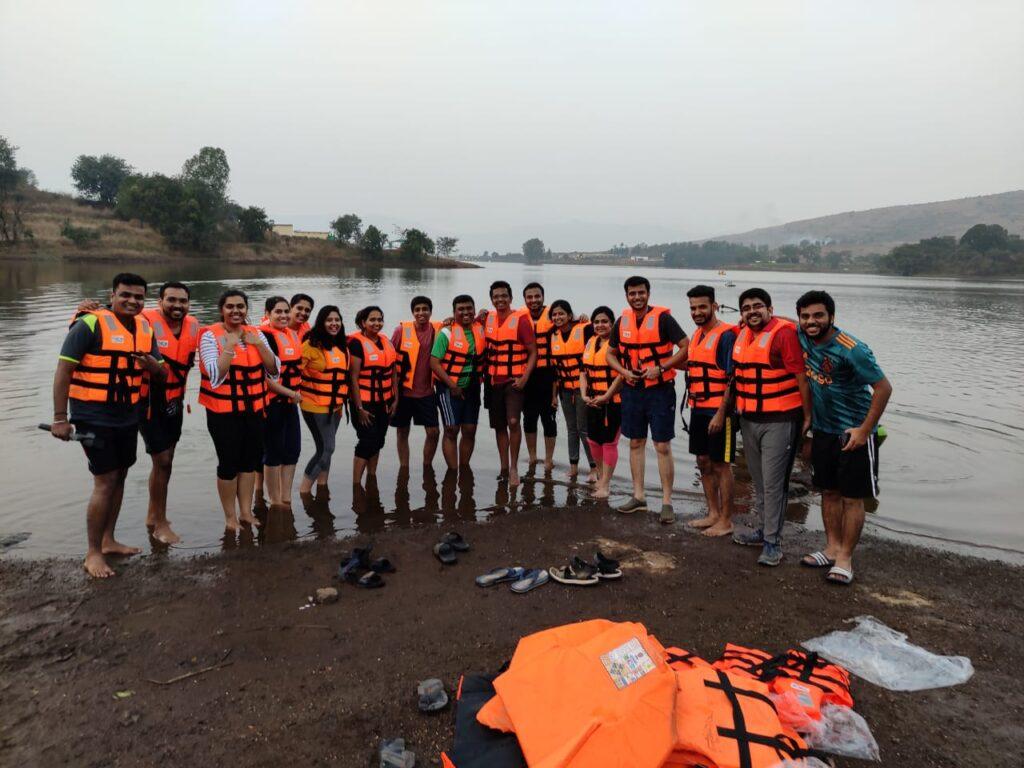 Pawna lake camping for groups
