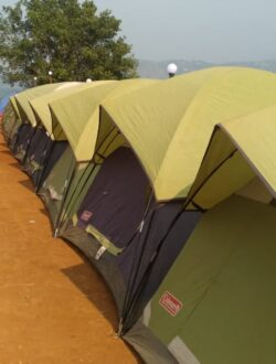 Pawna lake camping tents arrangement campc
