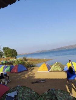 Pawna lake camping camp C